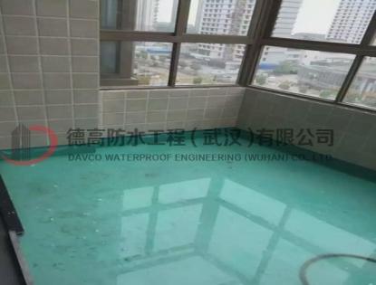 武汉阳台防水