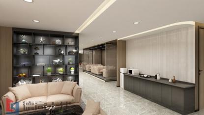 办公展厅设计